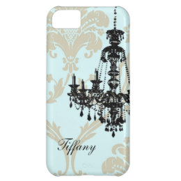 Damask Chandelier iPhone 5C Cover