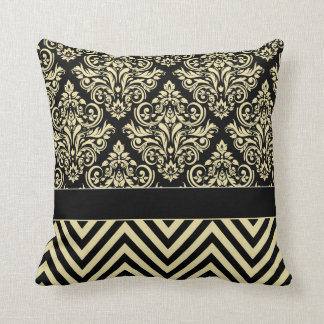 Black And Ivory Throw Pillows : Black And Ivory Pillows - Decorative & Throw Pillows Zazzle