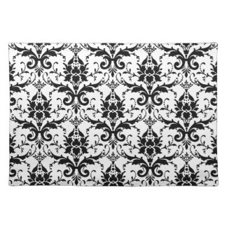Damask Cloth Placemat