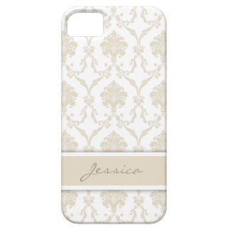 Damask Customizable iPhone 5 Covers