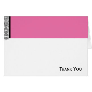 Damask Delight in Pink Manage this category Card