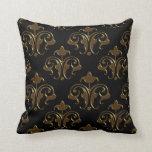 Damask Elegance Pillows