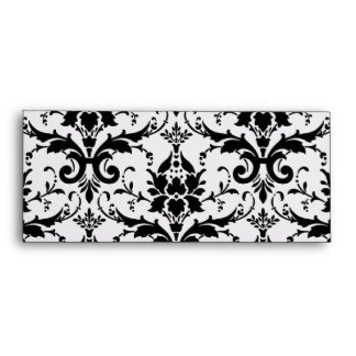 Damask Envelope