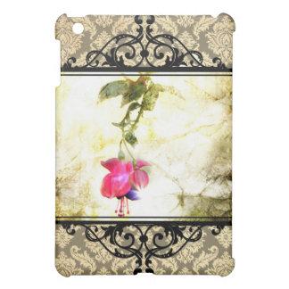 Damask Flower iPad Case