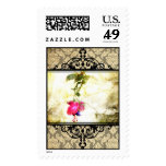Damask Flower Stamp