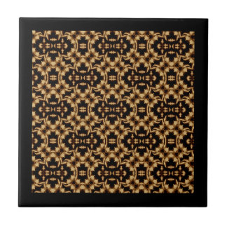 Damask French Lace Tile/Trivet/Coaster Small Square Tile