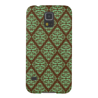 Damask Galaxy Cases