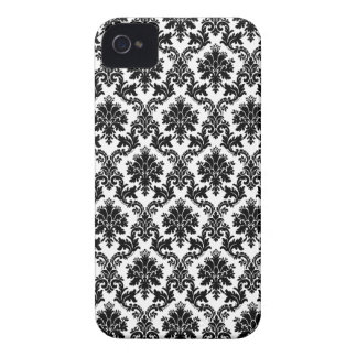 Damask home decor Case-Mate iPhone 4 case