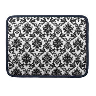 Damask home decor MacBook pro sleeve