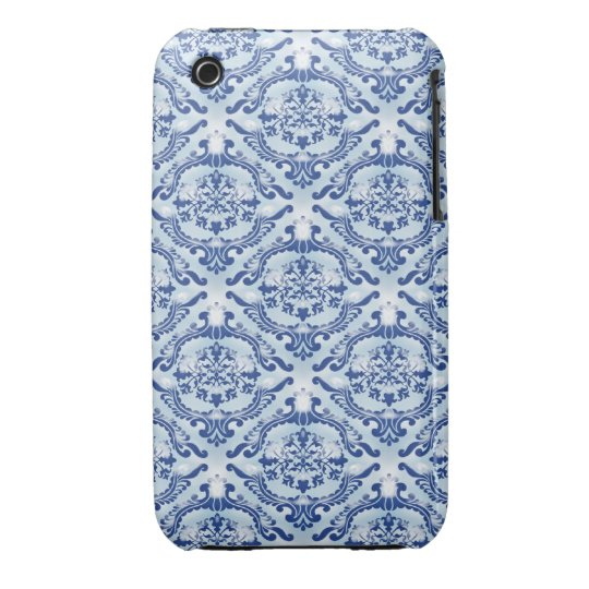 damask iPhone 3 case