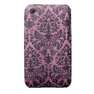 Damask iPhone 3 Case-Mate Case