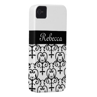 Damask iPhone 4 Cover