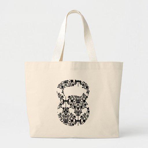 Damask Kettlebell Bags