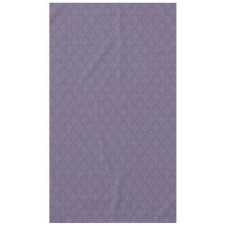 Damask Lighter and Darker Purple Tablecloth
