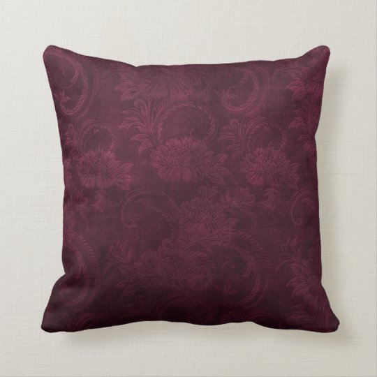 Damask Look Cushion