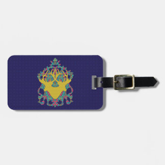 Damask Love Novo Morris Collection Tags For Bags