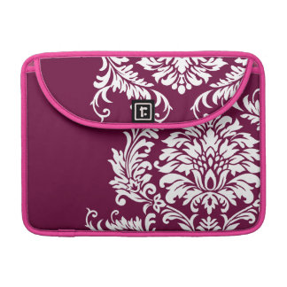 Damask MacBook Rickshaw Cover You Choose Colors