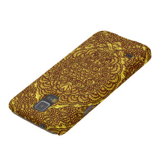 Damask of Queen Margaret I of Denmark's dress Case For Galaxy S5