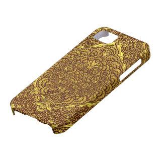 Damask of Queen Margaret I of Denmark's dress iPhone SE/5/5s Case
