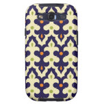 Damask paisley arabesque Moroccan pattern Galaxy S3 Covers