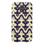 Damask paisley arabesque Moroccan pattern Galaxy S5 Cases