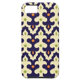 Damask paisley arabesque Moroccan pattern girly
