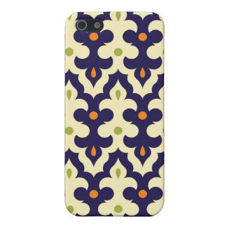 Damask paisley arabesque Moroccan pattern girly Case For iPhone SE/5/5s