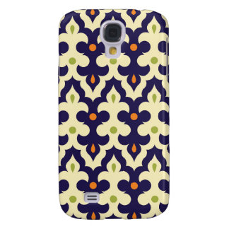 Damask paisley arabesque Moroccan pattern girly Galaxy S4 Cover