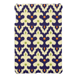 Damask paisley arabesque Moroccan pattern girly Cover For The iPad Mini