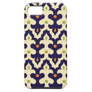 Damask paisley arabesque Moroccan pattern girly iPhone 5 Case