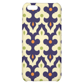 Damask paisley arabesque Moroccan pattern girly Case For iPhone 5C