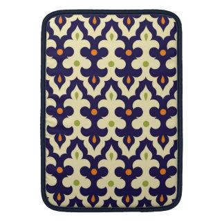 Damask paisley arabesque Moroccan pattern MacBook Air Sleeves