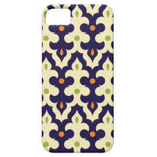 Damask paisley arabesque wallpaper pattern iPhone SE/5/5s case