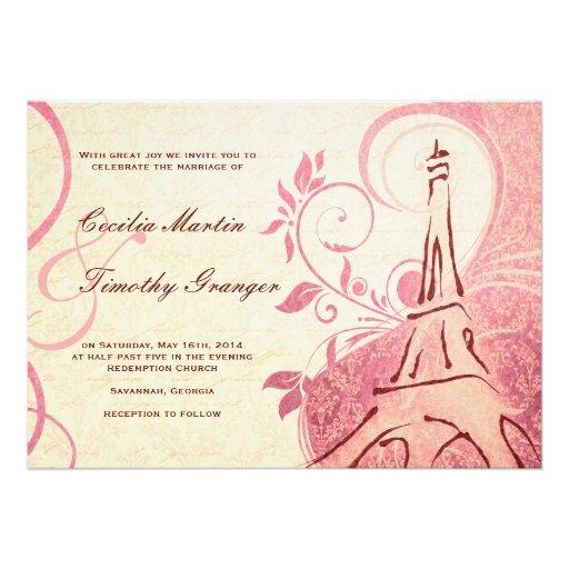 Spanish Wedding Invitation Wording