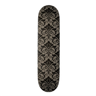 Damask Pattern 2 Skateboard Deck