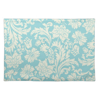 Damask Pattern 3 Cloth Placemat