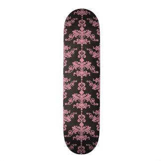 Damask Pattern 5 Skateboards