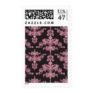 Damask Pattern 5 Stamp