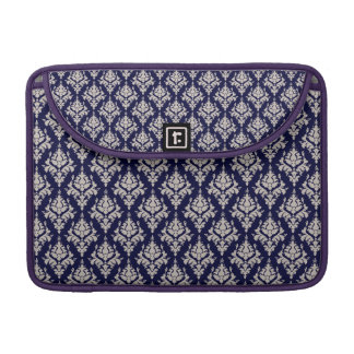 Damask pattern sleeves for MacBook pro