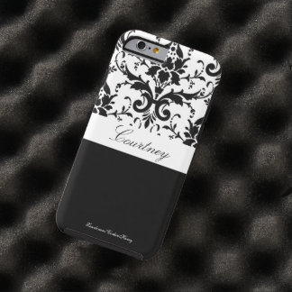 Damask Personalized Iphone 6 case
