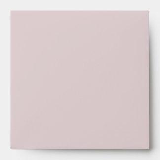 Damask Pink Blush Envelopes