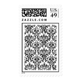 """Damask"" Postage Stamps"