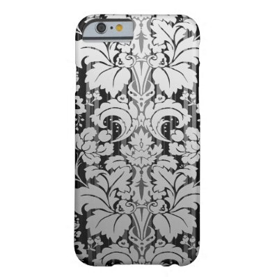 Damask Print iPhone 6/6s Barely There iPhone 6 Case