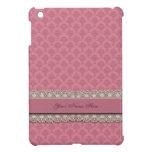Damask Rose iPad Mini Case