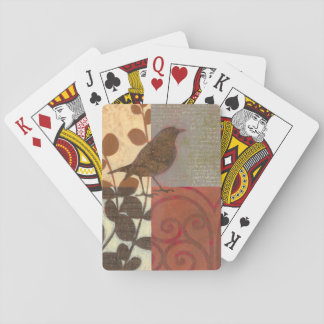 Damask Sparrow Deck Of Cards