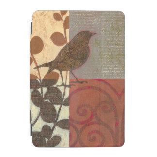 Damask Sparrow iPad Mini Cover