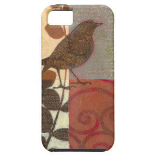 Damask Sparrow iPhone SE/5/5s Case