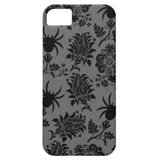 Damask Spiders iPhone 5 Case-Mate Barely There iPhone 5 Covers