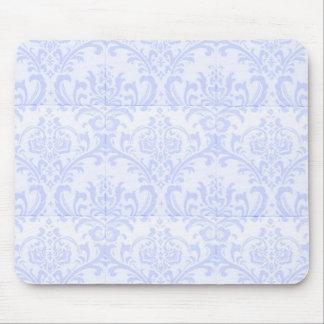 Damask Tile Mouse Pad