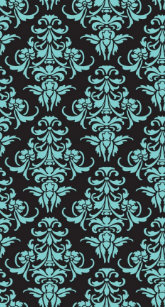 Damask Vintage Chandelier Wallpaper Floral Pattern IPhone 8 7 Case